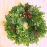 """12"""" deluxe wreath"""