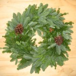 "12"" mixed wreath"