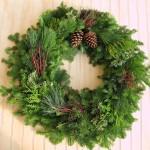 """16"""" deluxe wreath"""