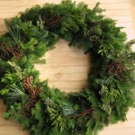 """24"""" deluxe wreath"""